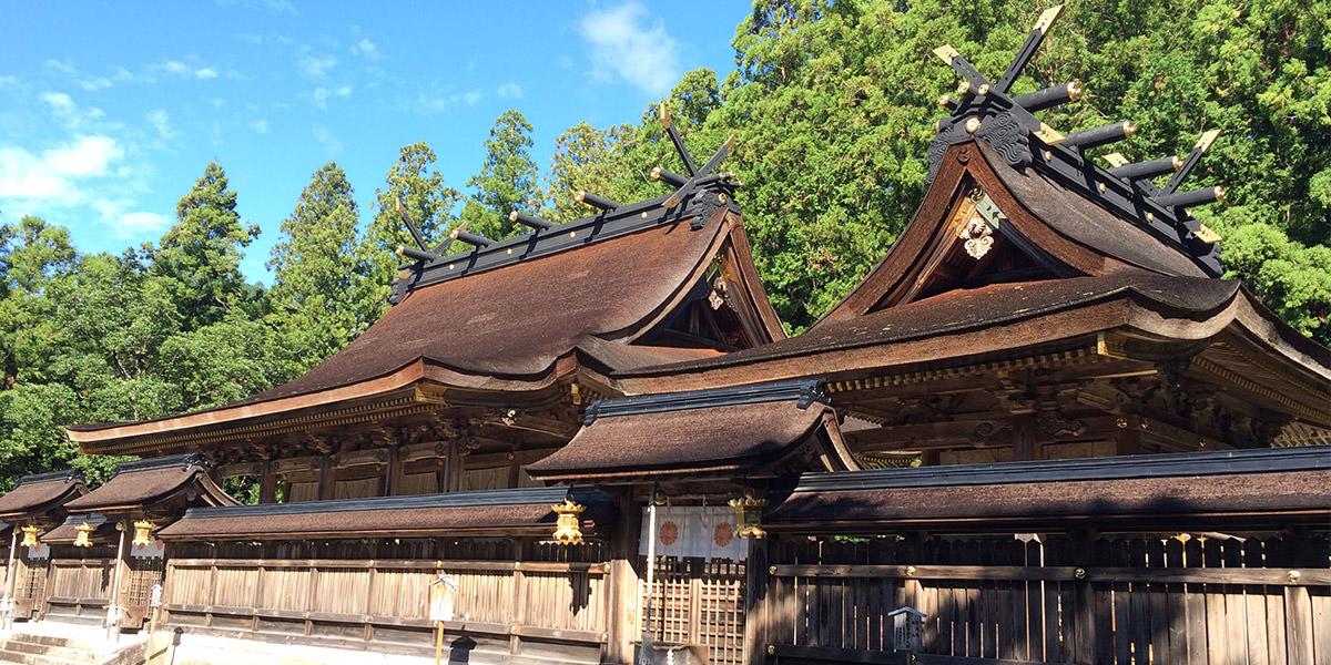 テノール|大西貴浩 ジャーナール 神社を巡る熊野本宮大社